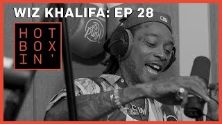 Wiz Khalifa   Hotboxin' with Mike Tyson   Ep 28
