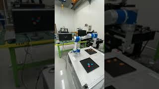 로봇제어 기술과 비전검…