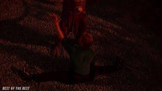 Джонни Кейдж против Горо \ Johnny Cage vs Goro   - Смертельная битва  \  Mortal Kombat (1995)