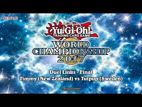 2017 World Championship | Duel Links | Final: Timmy vs Tutpup