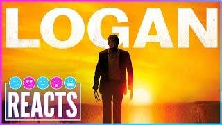 Logan Review - Kinda Funny Reacts