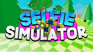 Playing 2 games on roblox selfie simulator and destroying everything