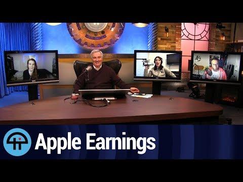 Apple's Not So Horrible Quarterly Earnings