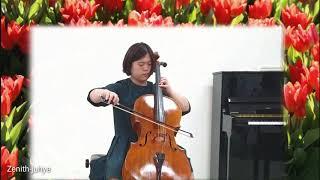 Robert Schumann - Dichterliebe, Op.48 Im Wunderschönen Monat Mai Zenith-juhy 슈만 아름다운 5월에 시인의 사랑 첼로