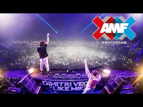 Dimitri Vegas & Like Mike Live At Amsterdam Music Festival 2019 (FULL SET HD) | AMF 2019