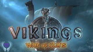 Vikings: War of Clans ● Обзор ● Первый Взгляд