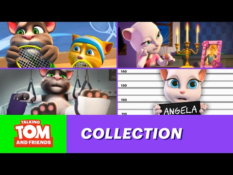 Talking Tom and Friends Episode Collection 29-32