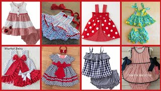 Top 50 Comfortable Cotton Baby Frocks Dresses Design// 6 Month To 1 year babies