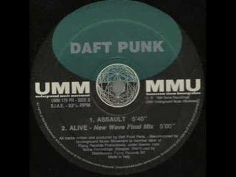 DAFT PUNK -THE NEW WAVE