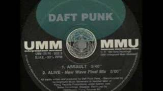 DAFT PUNK THE NEW WAVE