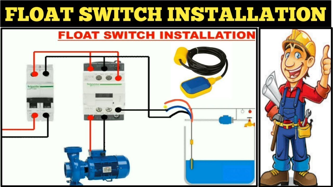 3 Wire Float Switch Wiring Diagram from i.ytimg.com