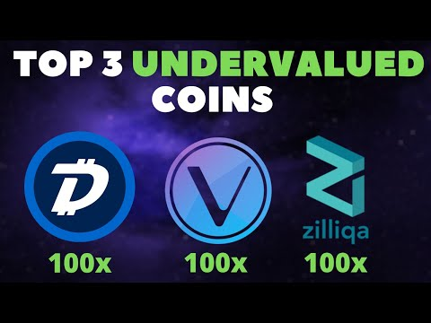 Top 3 Undervalued Cryptocurrencies With HUGE Potential! Price Analysis, My Portfolio, Tips & More!