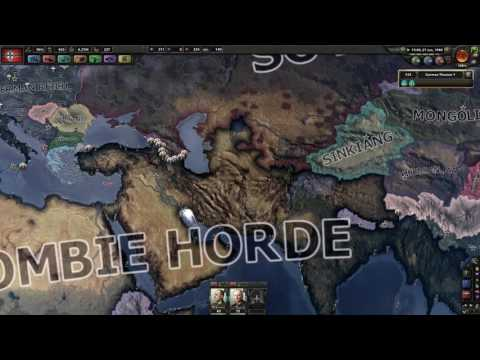 Hearts of iron IV infection mod part 3 we are in big trouble
