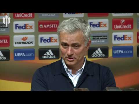 Jose Mourinho: HE WILL PLAY IN FINAL Tottenham vs Manchester United PRESS CONFERENCE