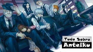 A Anteiku e seus Membros (Tokyo Ghoul) - Lukas iAnimes