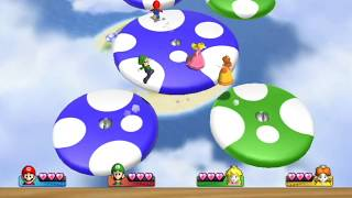Mario Party 9 - All Sports Minigames | MarioGamers