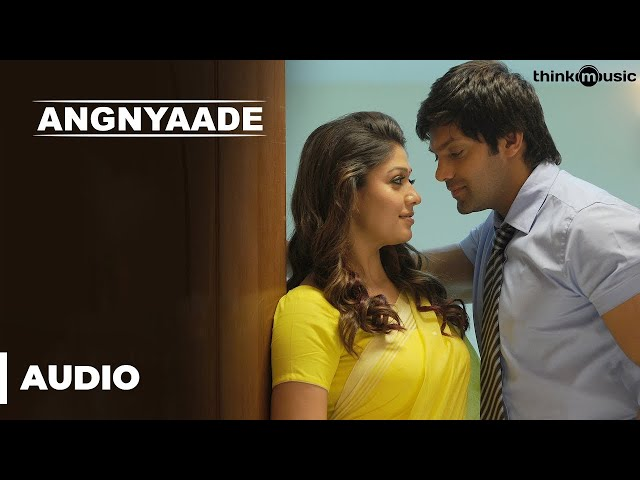 Angnyaade Official Full Song - Raja Rani Travel Video