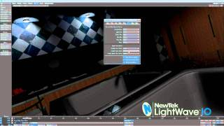NewTek LightWave 10 Video Collection: Linear Colorspace Workflow