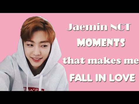JAEMIN NCT Moments That Had Me Fallen In LOVE