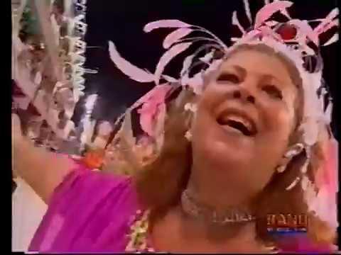 Desfile das Campeãs Mangueira 2001 - BAND