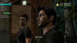 Uncharted 2 Glitchless Speedrun 2:17:56