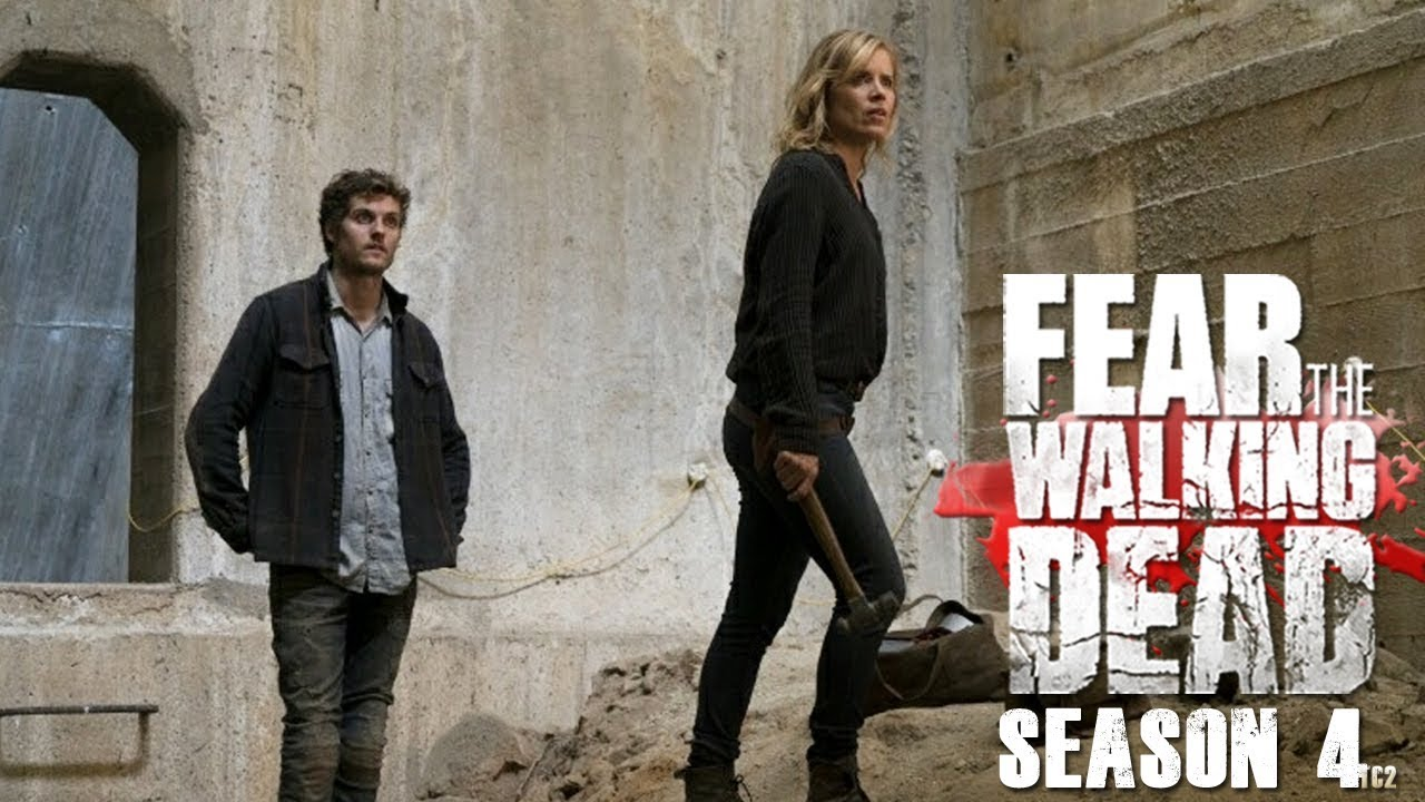 Fear The Walking Dead Season4 EP1 – EP8 ซับไทย