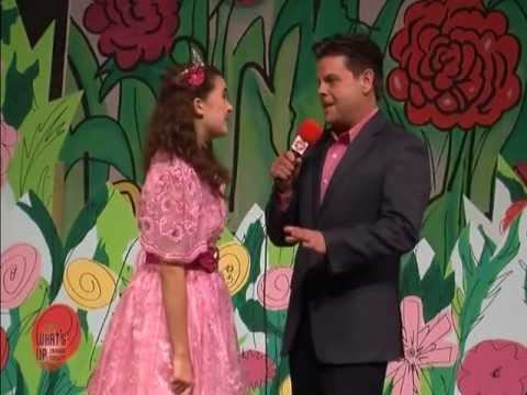 "Pinkalicious ""Laguna Playhouse Youth Theatre"" on What's Up Orange County"