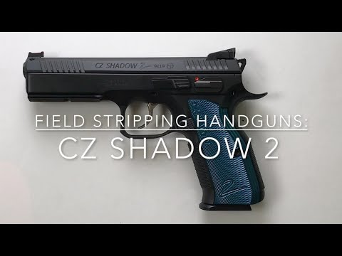 CZ Shadow 2 Field Strip & Reassembly by Silvercore