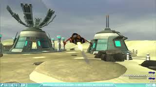 Ratchet & Clank 2 | SLP #3: Iso jättirobotti tulee ja tappaa