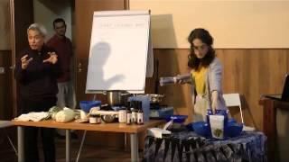 Кулинарный мастер-класс по макробиотике часть 1