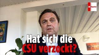 Hans-Peter Friedrich (CSU) spricht Klartext im BILD-Talk – Nervenkrieg um Seehofer-Rücktritt