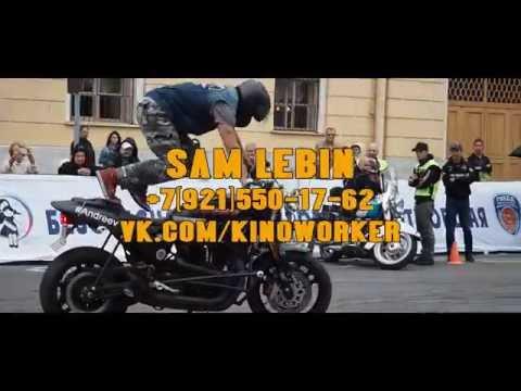Мотофестиваль St.Petersburg Harley Days 2016 By KinoWorker