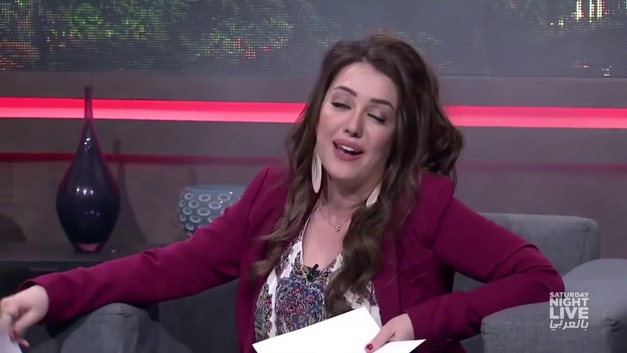 المذيعة المصطبحة.. الساحرة سحر.. ماما في الإنترفيو.. اضحك مع كندة علوش في SNL بالعربي