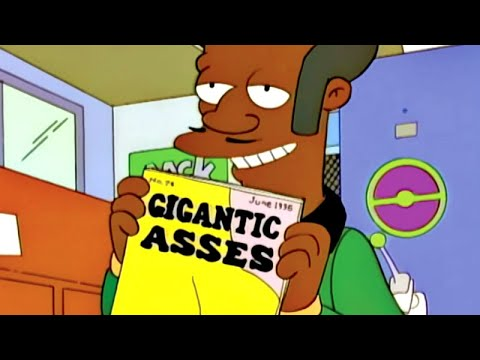 Homer Loves Gigantic Butts from YouTube · Duration:  1 minutes 58 seconds