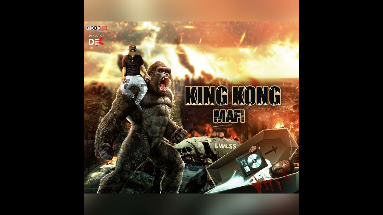 DOWNLOAD Mafi – King Kong (Official Audio) Mp3 song