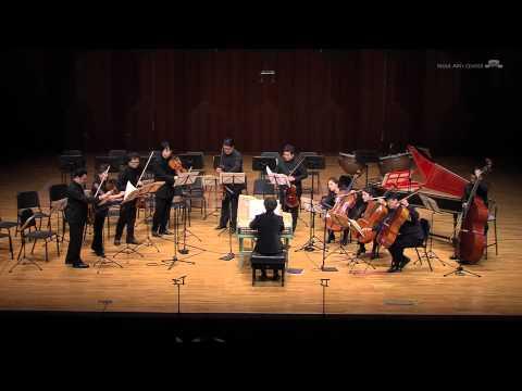 Brandenburg Concerto NO 3 in G Major, BWV 1048
