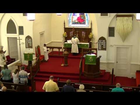 June 07 2015 mt tabor church service