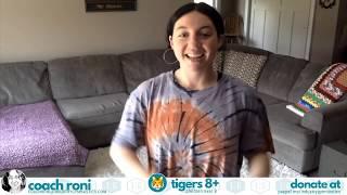 Tigers 8+yo (April 27)