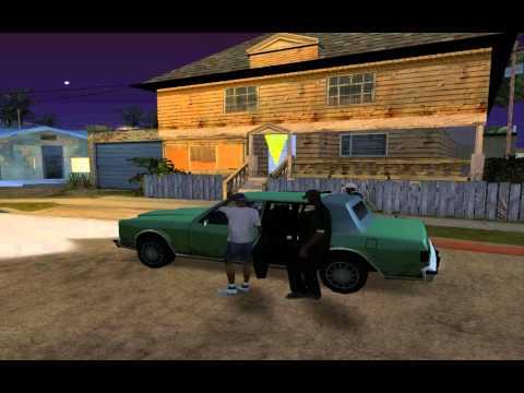 GTA SA Loquendo - El Criminal Sangriento Cap. 1: La Gran noche de Sweet