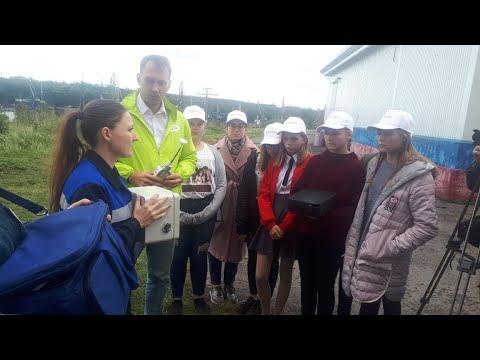Юные экологи из Ванино исследуют качество атмосферного воздуха