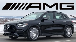 HOT SUV? 2021 Mercedes-AMG GLA 35 Review