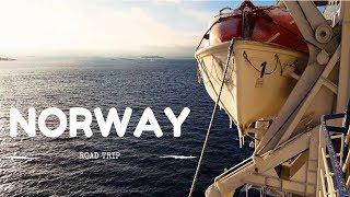Norway: Road trip 2017 :::::: Norge tur :::::: ( 4K ) ( Riia - Oslo - Bodø - Kapellskär )