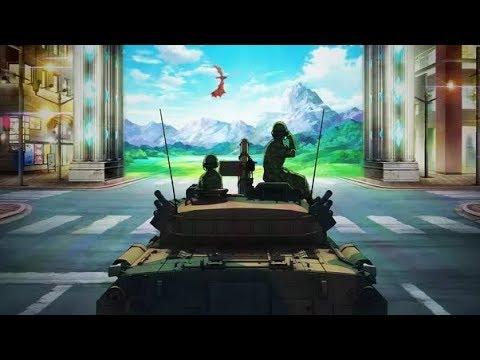 Top 15 Military anime