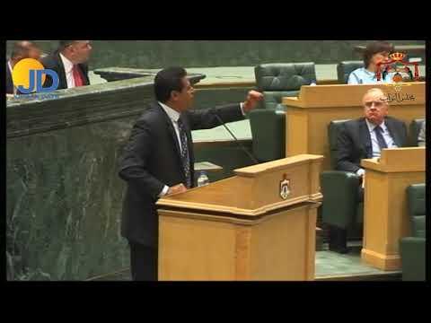 كلمة النائب سليمان ابوحويلة في جلسة مناقشة البيان الوزاري لحكومة د عمر الرزاز  - نشر قبل 2 ساعة