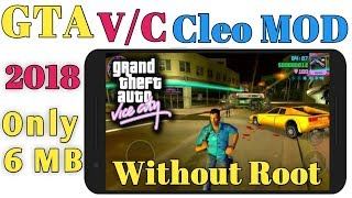 6 MB GTA VC Cleo MOD Chests Install Without Root Full Step Hindi