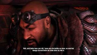 Red Faction: Armageddon - HD 1080p PC Gameplay (fov 75) - Chapter 1