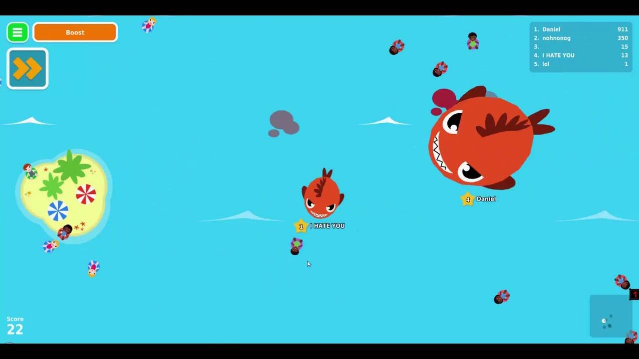 Piranha Io