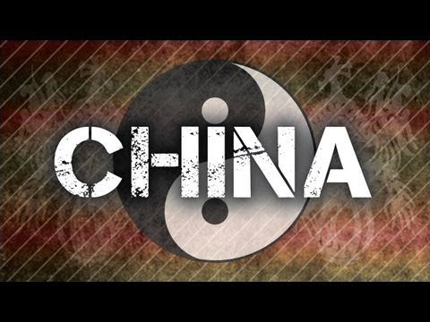 History of China in 4 minutes (2100 BCE - 2013 CE)