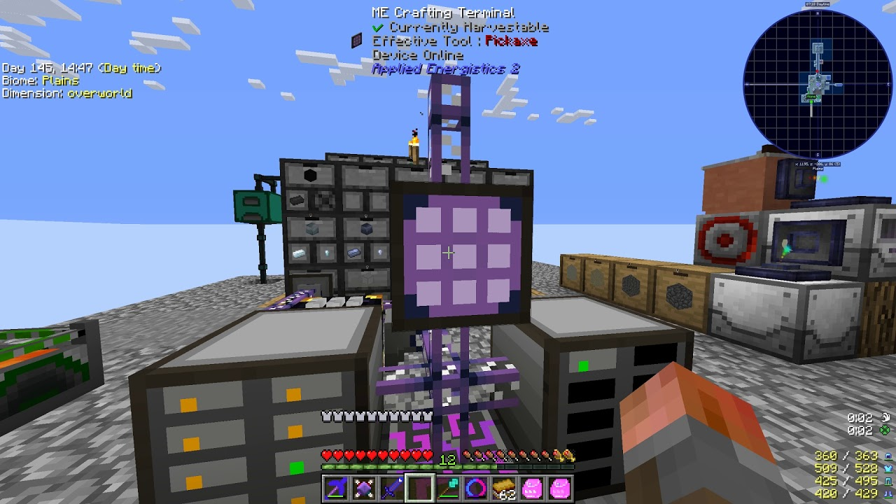 Project Ozone 3 E14 - Automatic Wither Farm, Plastic and Power Upgrades