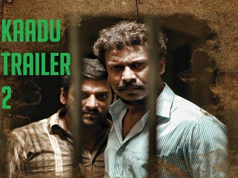 Kaadu - Trailer 2 | Vidharth, Samuthirakani, Samskruthi | K